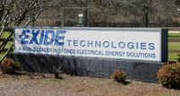 Exide Technologies is located off Fifth Street in Frisco. (Vernon Bryant/The Dallas Morning News)