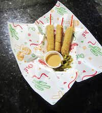 Fried Mexican Fire Crackers