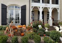 The home of Steve and Deborah Brunhild