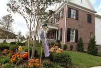 The home of David and Cindy Morgan