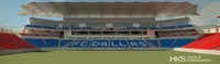A rendering of the changes coming to the south end of Toyota Stadium in Frisco. (Courtesy FC Dallas)