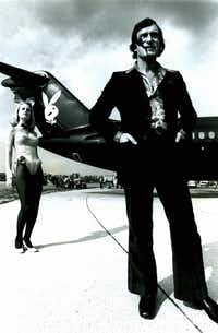 """Hef"" from the documentary Hugh Hefner: Playboy, Activist and Rebel"