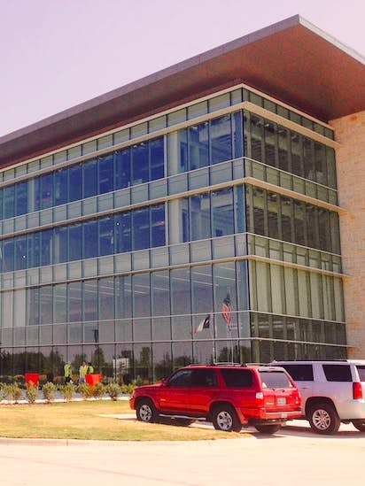 FedEx Office shows off its new world headquarters in Plano