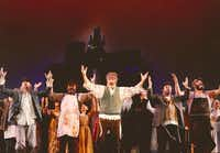 """Topol in """"Fiddler on the Roof"""" in 1993Dallas Summer Musicals  -  Dallas Summer Musicals"""