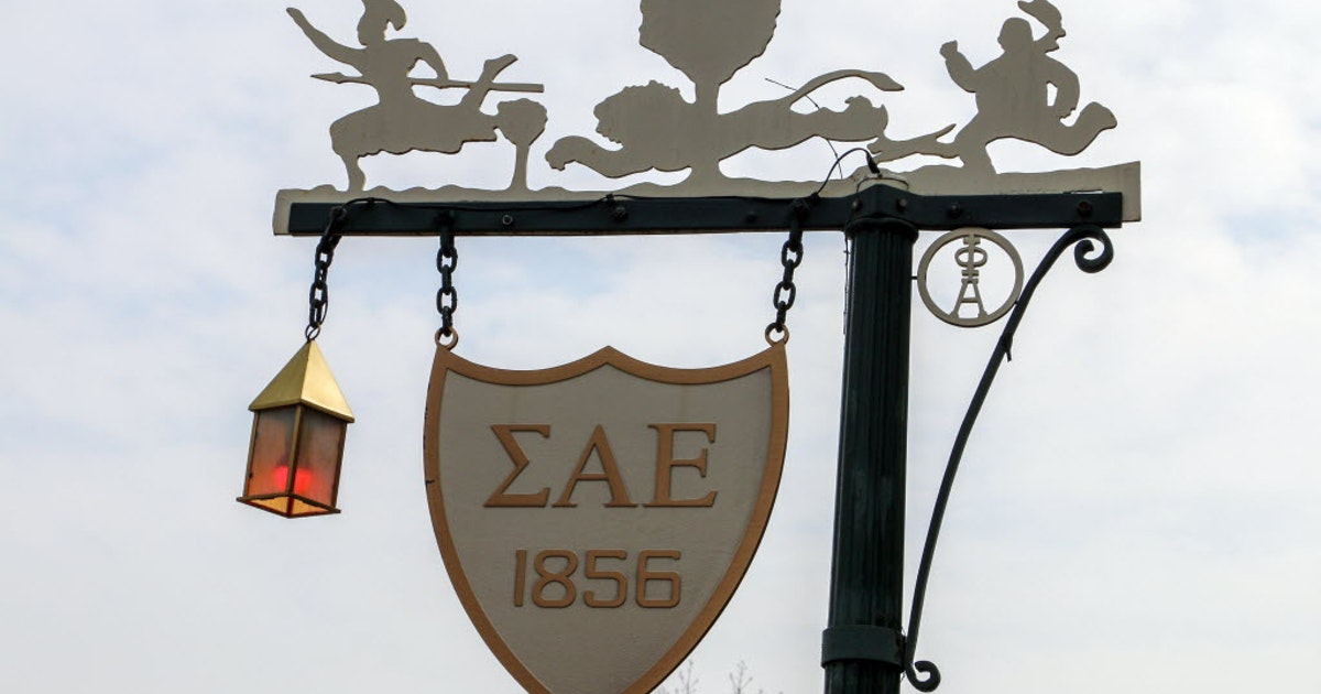 SAE (and other fraternity) brothers: What was your intent