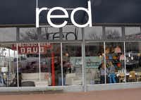 At Red, a home decor store in Fredericksburg, Texas, an ever-changing mix of vintage, contemporary, mid-century modern, and organic home furnishings ensure fresh finds for repeat shoppers.