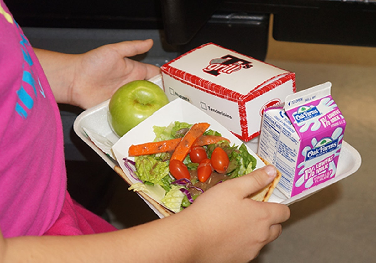Texas children could use school food pantry, avoid lunch ...