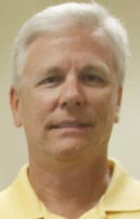 Fritz Mowery, at McKinney North High School in McKinney, Texas on Thursday, June 20, 2013. (Brad Loper/The Dallas Morning News)