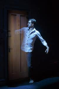 Steven Grant Douglas in Ghost the Musical