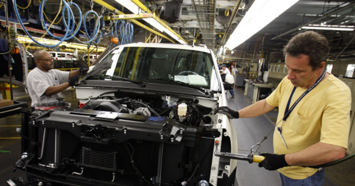 General Motors To Pay 4 000 Bonuses To Hourly Workers
