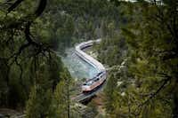 Grand Canyon Railway offers history and entertainment.uncredited -  The Associated Press