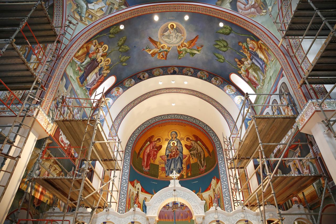 What is the Holy Trinity Church of the Holy Trinity. Icons of the Holy Trinity