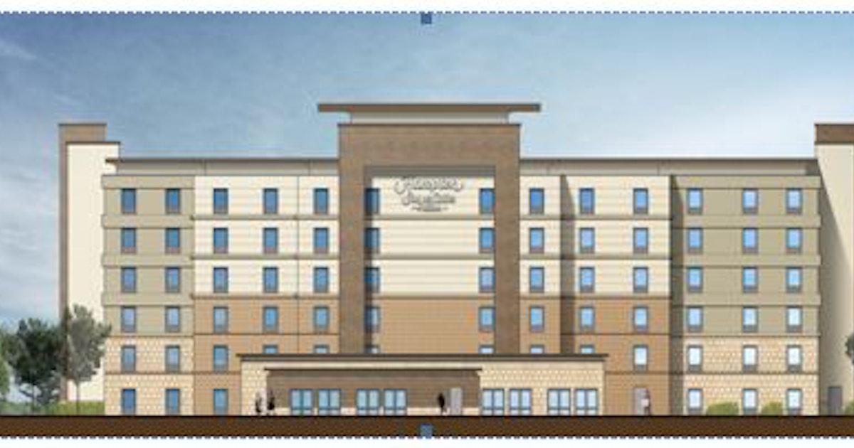 Hampton Inn Breaks Ground In Huge Nebraska Furniture Mart
