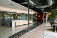 The former industrial and showroom buildings were remodeled into offices in 1997 and 1998. (DMN files)
