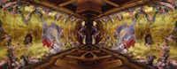 Patti Oleon Holy Bravado, 2013, oil on linen over panel, 36 x 92 inches( Cris Worley Fine Arts  -  Cris Worley Fine Arts )