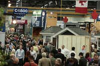 At the National Association of Home Builders Show in Las Vegas, members saw the latest trends.( Oscar Einzig Photography )