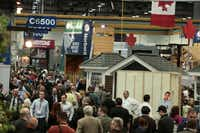 At the National Association of Home Builders Show in Las Vegas, members saw the latest trends.Oscar Einzig Photography