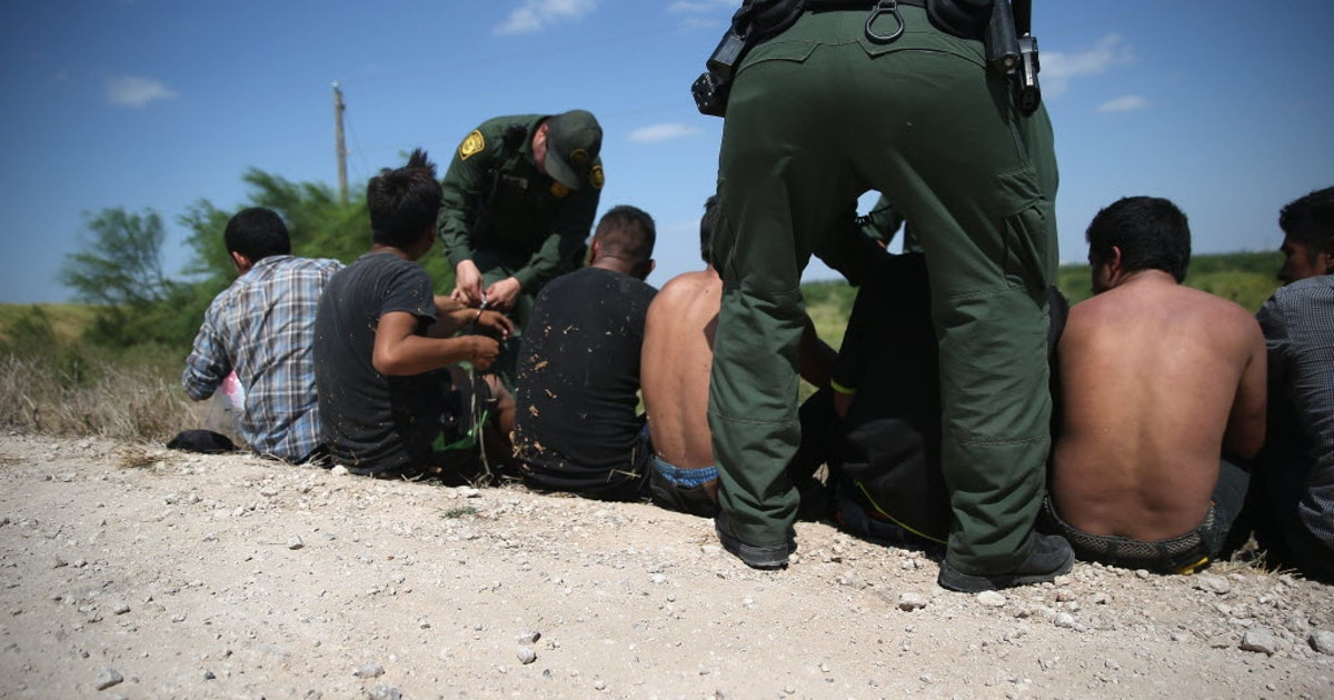 ilegal immigration into texas Following texas gov rick perry's authorization to deploy 1,000 national guardsman to the mexican border, many residents of the lone star state are wondering what took so long.