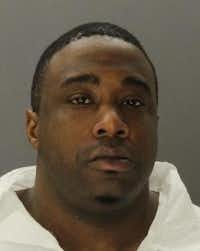 Antonio Cochran has been charged with capital murder in the death of Zoe Hastings. (Dallas County Jail)