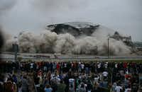 The Cowboys' decision to move the team headquarters to Frisco follows the  demolition of Texas Stadium in Irving, as well as the city's loss of the Byron Nelson golf tournament.