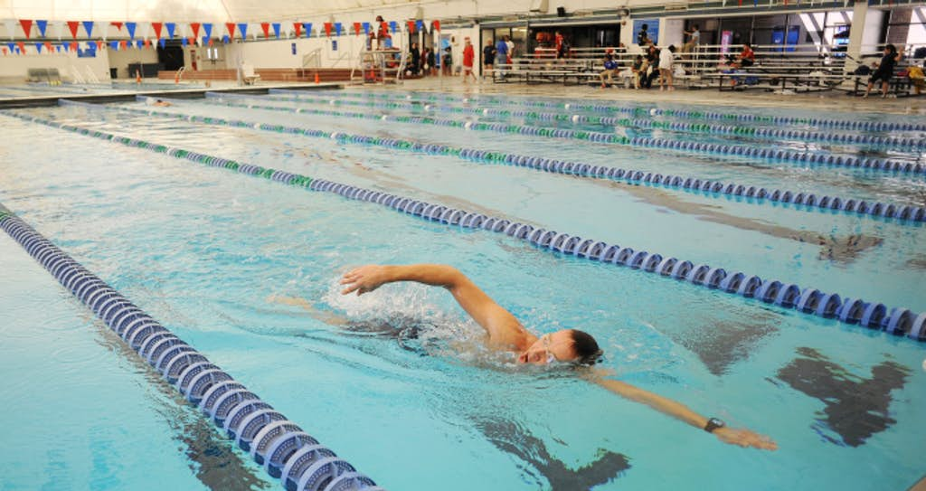 Irving\'s first indoor swimming pool circles the drain | Irving ...