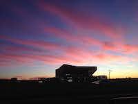 Irving sunset by William Mahoney( William Mahoney )