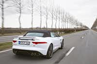 The newest Jaguar, the 2014 F-Type V-8 S, is Jag's first true two-seat sports car in decades.