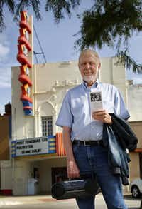 In the early 1990s, Ron Nelson led two-hour JFK assassination tours. The Texas Theatre in Oak Cliff, where Lee Harvey Oswald was detained, is one of the stops.