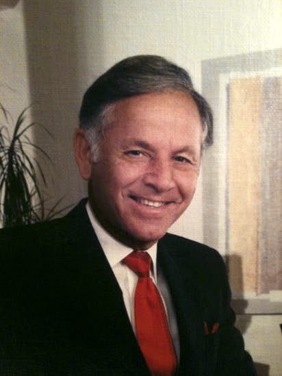 Joe Freed Was Voice And Face Of Dallas Furniture Retailer