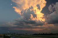 "Voters' Choice selection: ""Armageddon Cloud Formation,"" by Lynn Jones.(Lynn Jones)"