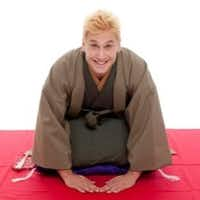 "Katsura Sunshine will perform ""Rakugo,"" or Japanese storytelling, in English on April 15 at UTD.(America Society of DFW)"