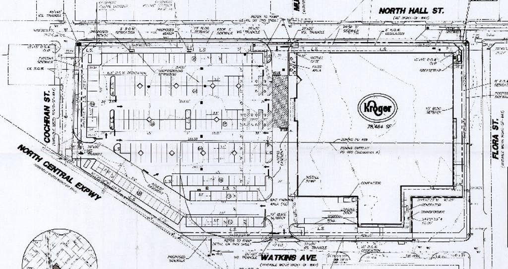 Kroger plans new supermarket near downtown Dallas\' Arts District ...