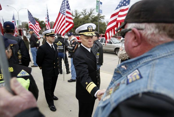 Memorial Service For Sniper Hero Chris Kyle Dallas News