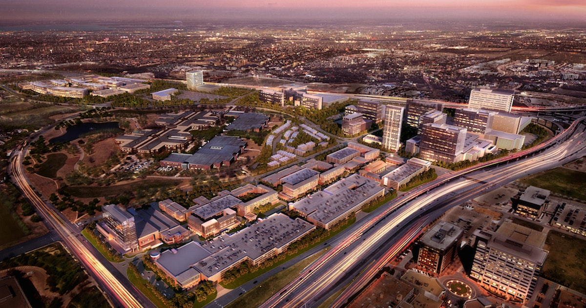 Jpmorgan Chase Picks Plano S Legacy West For New 6 000