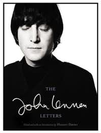 """The John Lennon Letters,"" edited by Hunter Davies"
