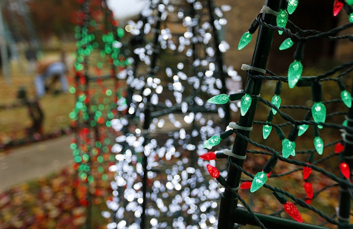 the plano holiday light extravaganza features 15000 worth of lighting and programming equipment beckham says - Plano Christmas Lights