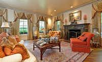 A view of one of the home's living areas.(Steve Reed)
