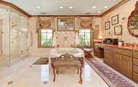 A view of the home's master bedroom.(Steve Reed)