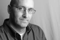 Author Bruce Machart