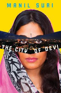 """The City of Devi,"" by Manil Suri"