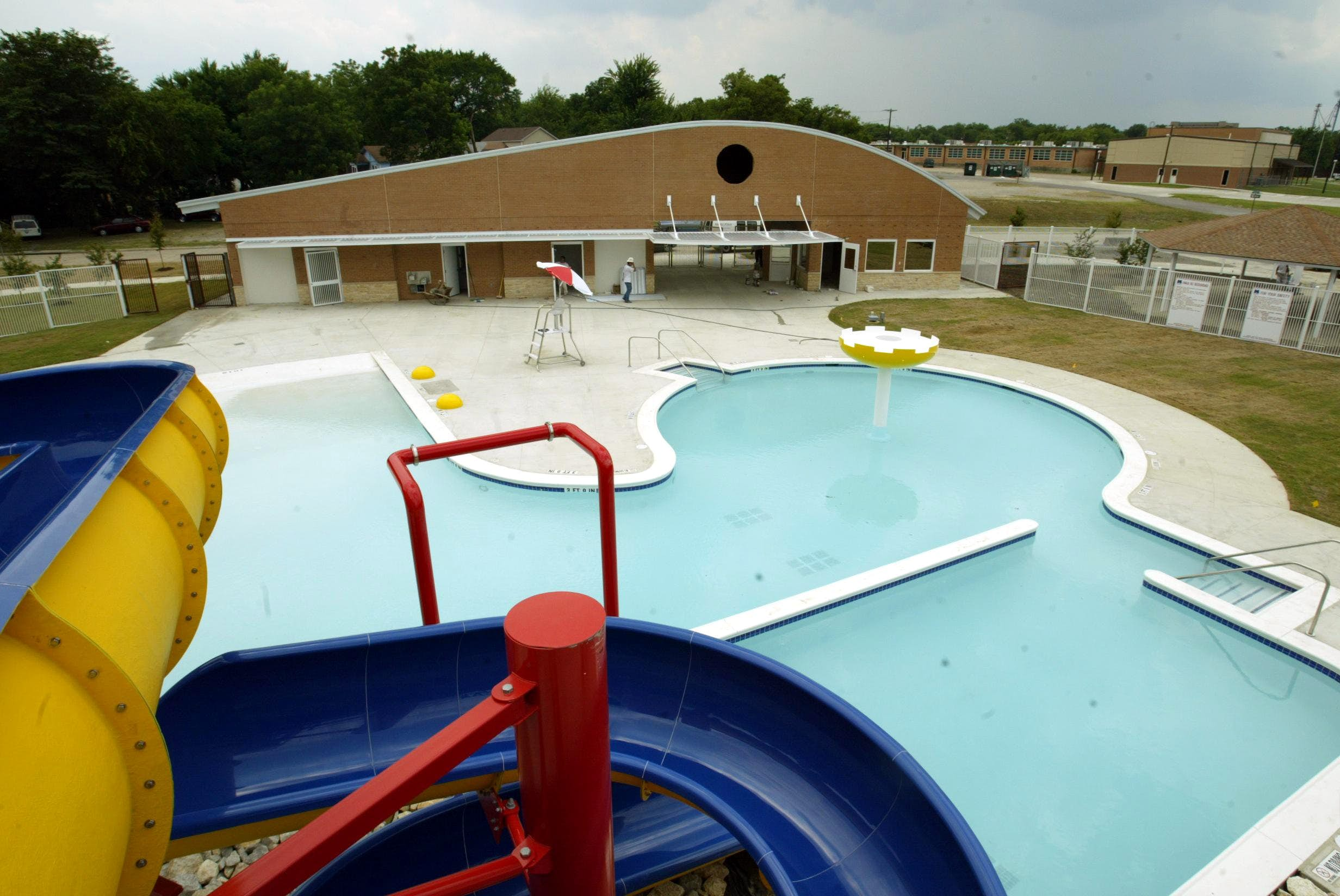 Mckinney pools open for summer season mckinney dallas news - Public swimming pools in mckinney tx ...