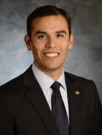 Dallas ISD trustee Miguel Solis