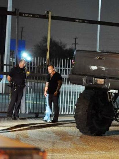 $10 5 million awarded in death of woman crushed by monster truck at