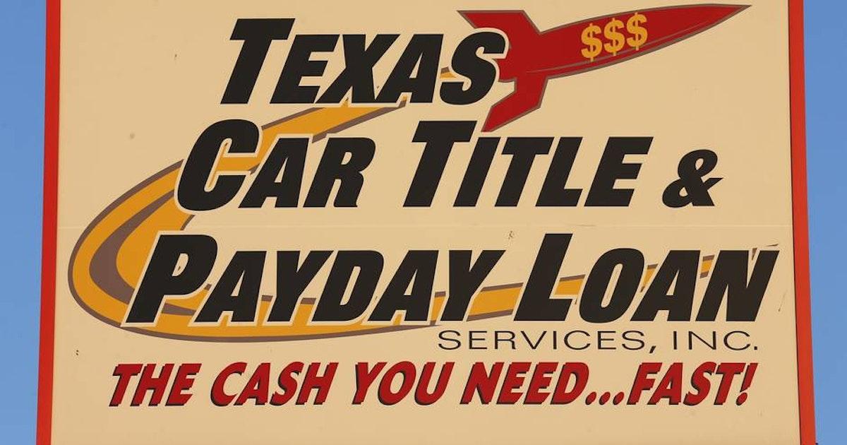 Payday Loans Morgan, TX