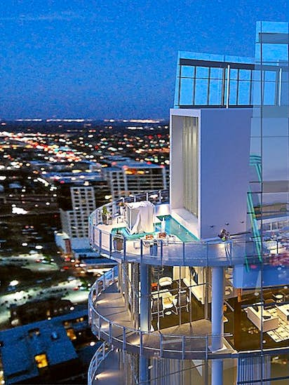 For 24 Million You Can The Highest Residential Address In Dallas At Museum Tower