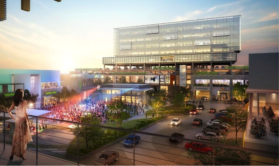 Ethos Group Leases All The Office Space In New Irving Music Factory