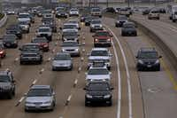 Thousands of businesses line the busy LBJ Freeway corridor, and 270,000 cars travel the segment between U.S. 75 and Interstate 35E daily, making it the most heavily traveled corridor in North Texas and the third most-congested in Texas.