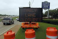 LBJ commuters will be facing constant changes during the years-long project. The lanes that will be  open will change from week to week as construction needs change, said spokesman Andy Rittler of the LBJ Infrastructure Group.