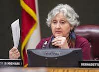 Nancy Bingham, Dallas ISD trustee District 4