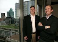 Barron Fletcher III and Jared Johnson are managing directors of Parallel Investment Partners.